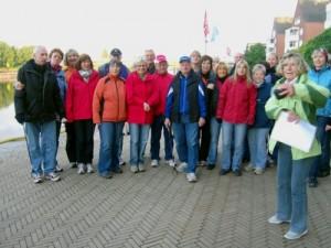 Helfergruppe des Weyher Lauftreffs