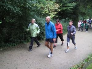 Walking-Gruppe