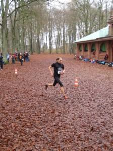 ...aber im Ziel macht wieder Andreas das Rennen
