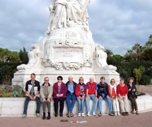 Weyher Gruppe in Nizza