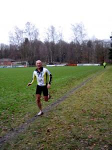 Peter Sokoll vom SC Weyhe - wieder gut in Form!