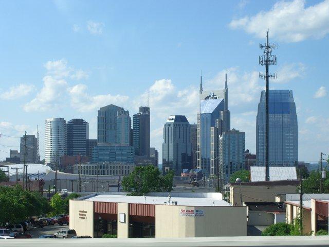 Skyline von Nashville