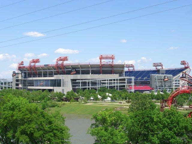 Das Ziel am Lincoln Park Field