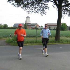 Herbert und Olaf in Uenzen