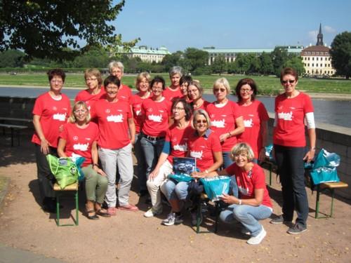 Dresden -  Frauenlauf 13. - 16.9.2013 058v