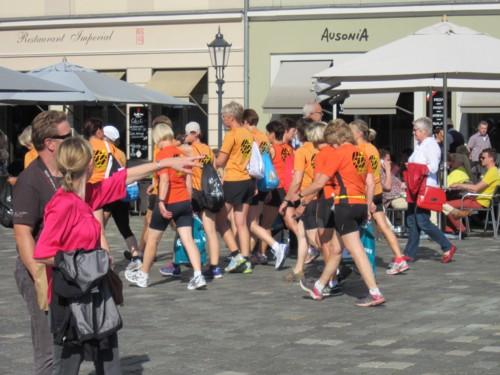 Dresden -  Frauenlauf 13. - 16.9.2013 065v