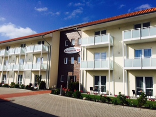 Komfort-Gästehaus vom Butjadinger Tor