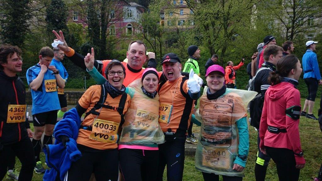Unsere Marathonis