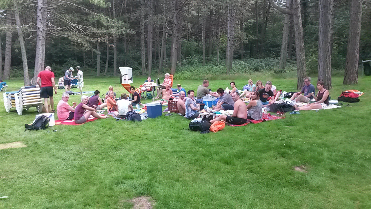 Neuwerk Picknick