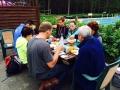 Picknick im Waldbad 2